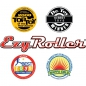 Preview: Ezy Roller - rot -