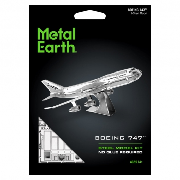 Metal Earth™ Commercial Jet Boing 747