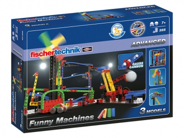 FischerTechnik 551588 ADVANCED Funny Machines Kettenreaktion