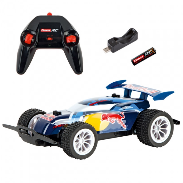 carrera red bull rc2 ferngesteuertes auto ebay. Black Bedroom Furniture Sets. Home Design Ideas